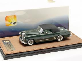 Bentley S1 DHC Graber Closed year 1956 dark green 1:43 GLM
