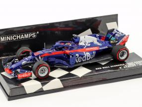 Brendon Hartley Scuderia Toro Rosso STR13 #28 formula 1 2018 1:43 Minichamps