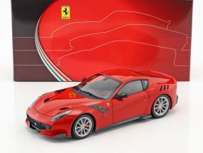 Ferrari F12 TDF year 2016 corsa red 1:18 BBR