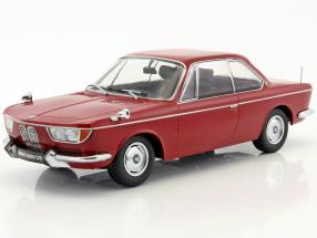 BMW 2000 CS Coupe Baujahr 1965 dunkelrot 1:18 KK-Scale