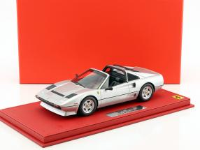Ferrari 208 GTS Turbo Baujahr 1983 silber 1:18 BBR