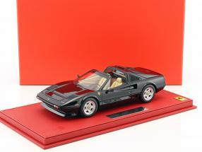 Ferrari 208 GTS Turbo Baujahr 1983 schwarz 1:18 BBR