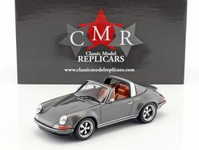 Singer Targa modification of a Porsche 911 grau 1:18 CMR