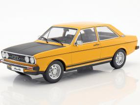 Audi 80 GTE yellow / black 1:18 KK-Scale