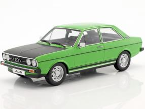 Audi 80 GTE green / black 1:18 KK-Scale