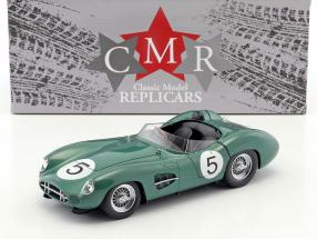 Aston Martin DBR1 #5 Winner 24h LeMans 1959 Shelby, Salvadori 1:18 CMR