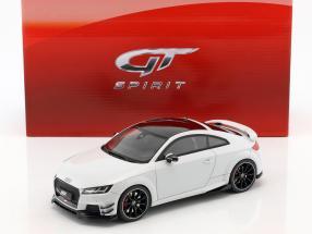 Audi ABT RS-R Autosalon Genf 2017 gletscherweiß 1:18 GT-Spirit