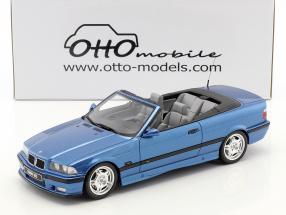 BMW M3 (E36) Cabriolet year 1995 estoril blue 1:18 OttOmobile