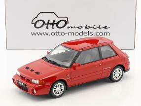 Mazda 323 GT-R Baujahr 1992 rot 1:18 OttOmobile