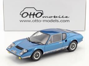 Ligier JS2 Baujahr 1973 blau metallic 1:18 OttOmobile