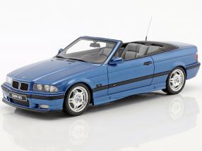 BMW M3 (E36) Cabriolet Baujahr 1995 estoril blau 1:18 OttOmobile