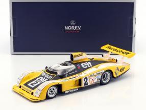 Renault Alpine A442B #2 Winner 24h LeMans 1978 Pironi, Jaussaud 1:18 Norev