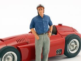 Juan Manuel Fangio historical figure formula 1  FigurenManufaktur