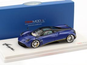 Pagani Huayra argentina blue 1:43 TrueScale