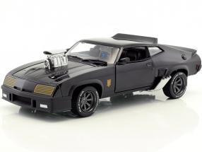 Ford Falcon XB year 1973 Movie Last of the V8 Interceptors (1979) black 1:24 Greenlight