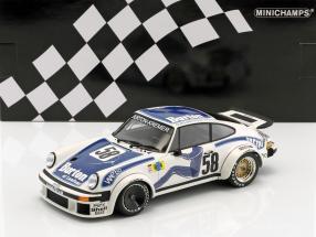 Porsche 934 Kremer Racing #58 Winner Gr.4 24h LeMans 1977 1:18 Minichamps
