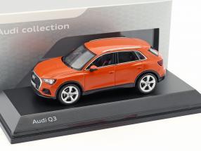 Audi Q3 pulse orange 1:43 Spark