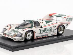 Porsche 962 #19 3. Space Mugello 1985 Bellof / Boutsen 1:43 Spark