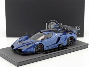 Gemballa Mig U1 blau metallic / schwarz 1:18 TopMarques