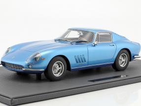 Ferrari 275 GTB/4 year 1966 blue metallic 1:12 TopMarques