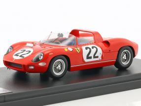 Ferrari 275P #22 24h LeMans 1964 Baghetti, Maglioli 1:43 LookSmart