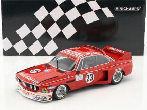 BMW 3.0 CSL #23 Zandvoort Trophy 1975 de Fierlant, Grohs, Betzler 1:18 Minichamps
