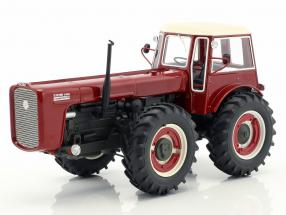 Steyr 1300 System Dutra Traktor rot 1:32 Schuco