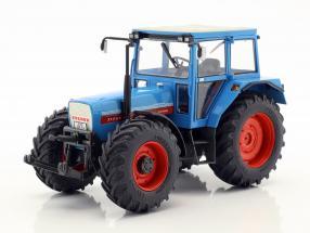 3-Car Set Traktor-Legenden mit IHC 1255XL, Eicher 3125, Schlüter Compact 1250 TV6 in Holzkiste 1:32 Schuco