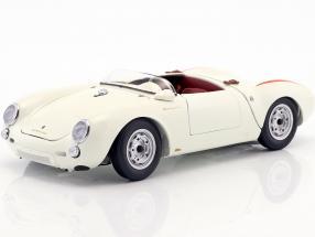 Porsche 550A Spyder Edition 70 Jahre Porsche weiß 1:18 Schuco