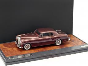 Bentley S1 Continental Park Ward Baujahr 1956 braun metallic 1:43 Matrix