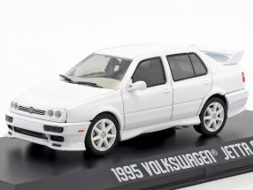 Volkswagen VW Jetta A3 year 1995 white 1:43 Greenlight