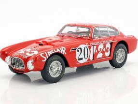Ferrari 340 Berlinetta Mexico #20 3rd Carrera Panamericana 1952 Chinetti, Lucas 1:18 CMR