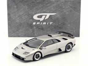 Lamborghini Diablo GT year 1999 titanium metallic 1:18 GT-Spirit