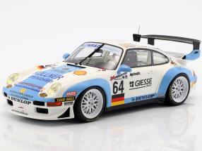 Porsche 911 (993) GT2 #64 24h LeMans 1999 Konrad, Kitchak, Slater 1:18 GT-Spirit