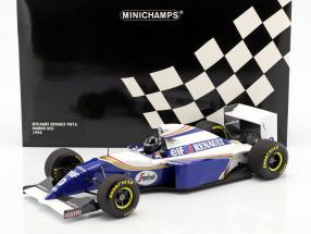 Damon Hill Williams FW16 #0 Formel 1 1994 1:12 Minichamps