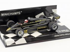 Nigel Mansell Lotus 91 #12 formula 1 1982 1:43 Minichamps