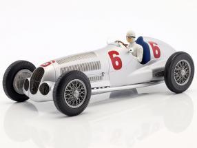 Mercedes-Benz W125 #6 2nd Eifelrennen Nürburgring 1937 Rudolf Caracciola 1:18 Minichamps