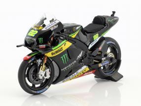 Alex Lowes Yamaha YZR-M1 #22 MotoGP 2016 1:18 Minichamps