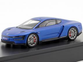 Volkswagen VW XL Sport year 2015 blue 1:43 Spark