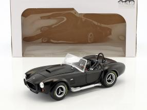 AC Cobra MKII 427 year 1965 black 1:18 Solido