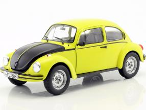 Volkswagen VW Käfer 1303 GSR year 1973 yellow / black 1:18 Solido