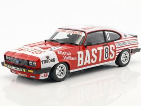 Ford Capri 3,0S #8 24h Spa 1980 Soto, Honeger, Libert 1:18 Minichamps