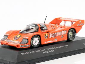 Porsche 956 Brun #1 3rd 200 Meilen Norisring 1984 Stefan Bellof 1:43 CMR