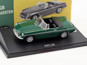 MGB Roadster grün 1:43 Atlas