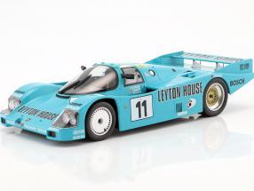 Porsche 962C #11 4th 24h LeMans 1987 Fouche, Konrad, Taylor 1:18 Norev