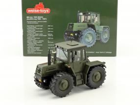 Mercedes-Benz MB-trac 1500 (W443) Traktor Militär Baujahr 1980-1987 olivgrün 1:32 Weise-Toys