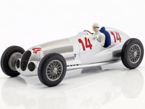 Manfred von Brauchitsch Mercedes-Benz W125 #14 2nd Deutschland GP Formel 1 1937 1:18 Minichamps
