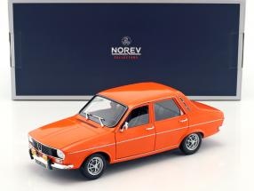 Renault 12 TS Baujahr 1973 orange 1:18 Norev