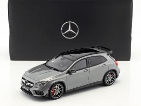 Mercedes-Benz AMG GLA 45 SUV mountain gray 1:18 GT-Spirit