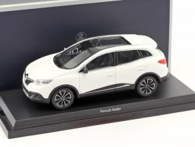 Renault Kadjar Baujahr 2015 weiß 1:43 Norev